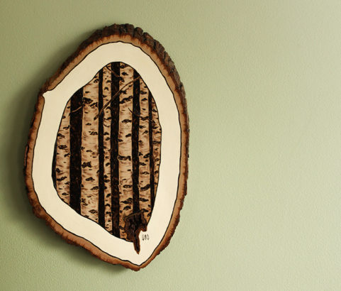 Pyrography | Wall Art