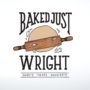 Baked Just Wright | Logo